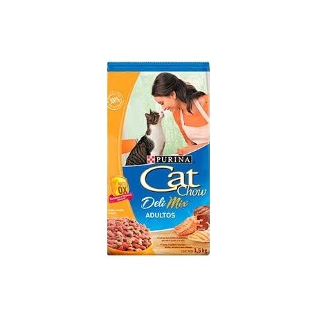 Cat Chow Deli Mix 21 Kilos