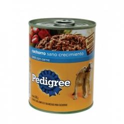 Lata Pedigree Carne Cachorro